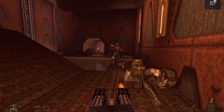 Free next-gen Quake upgrade brings 4K gibs at 120 fps to PS5 and Xbox - Ars Technica