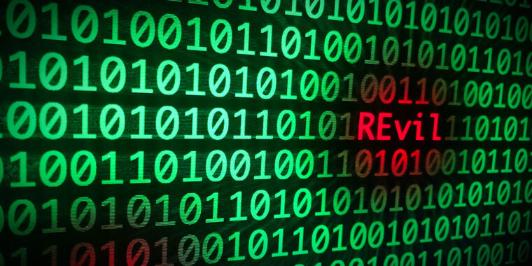 FBI, others crush REvil using ransomware gang's favorite tactic against it