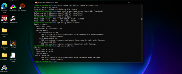 Installing and using the Windows Subsystem for Linux is easier and more productive under Windows 11 than it was under Windows 10.