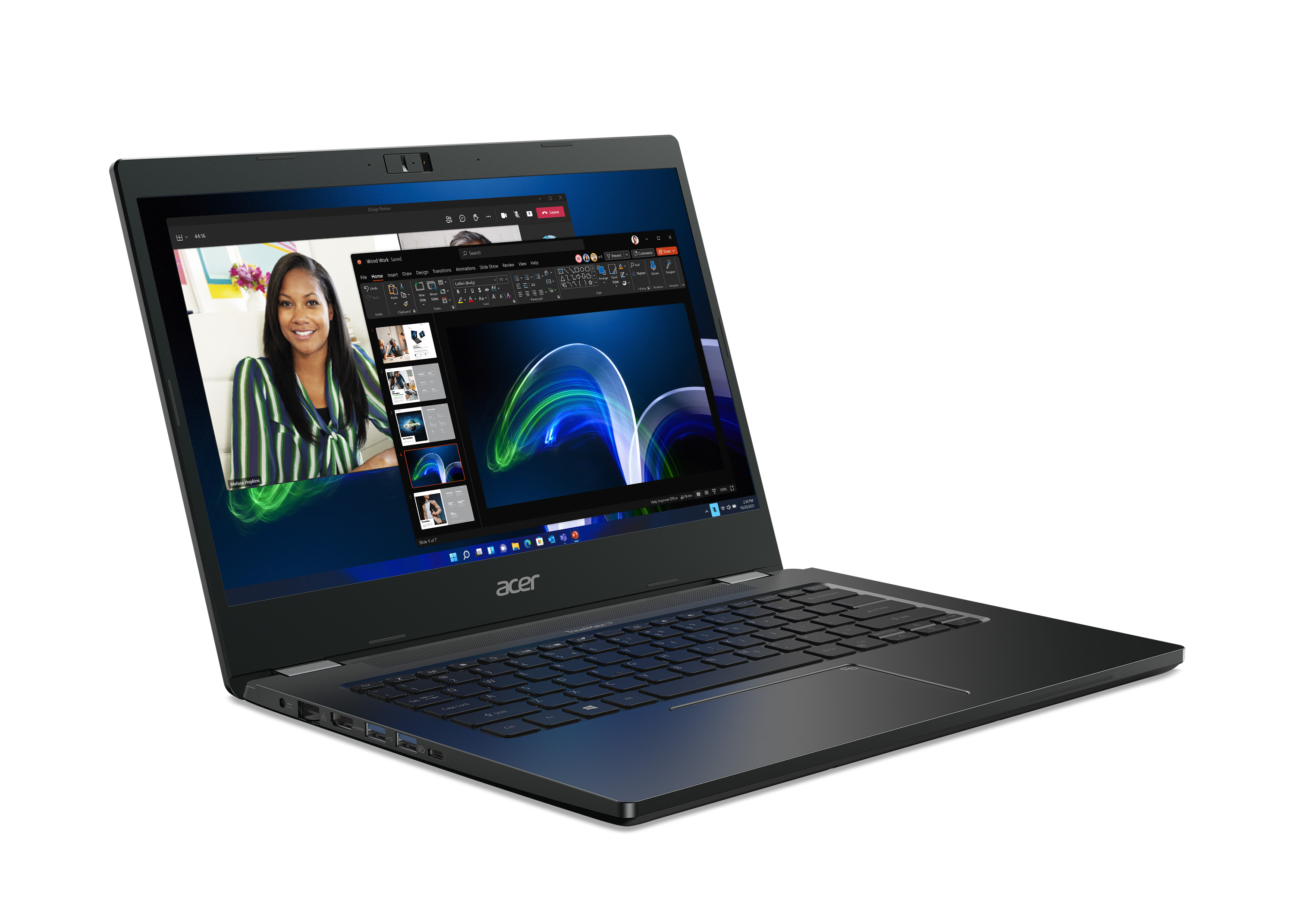 Acer TravelMate Spin P4.