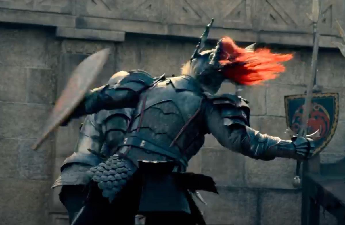 """Гражданская война назревает за Железный трон в тизере """"Дом Дракона"""" (dragon7)"""