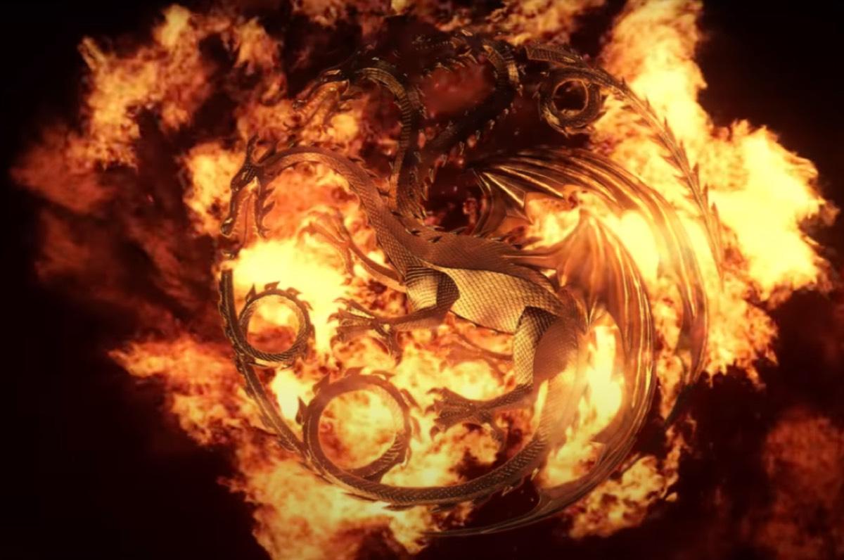 """Гражданская война назревает за Железный трон в тизере """"Дом Дракона"""" (dragonTOP)"""