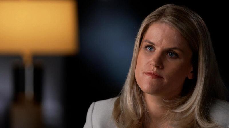 Facebook whistleblower Frances Haugen's <em>60 Minutes</em> interview aired on October 3, 2021.