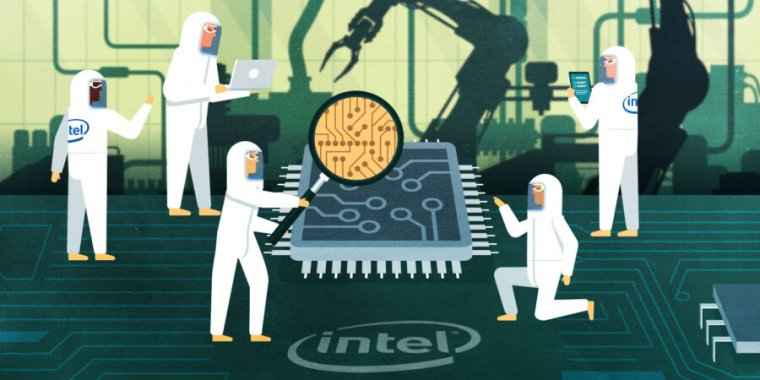 Intel slipped—and its future now depends on making everyone else's chips
