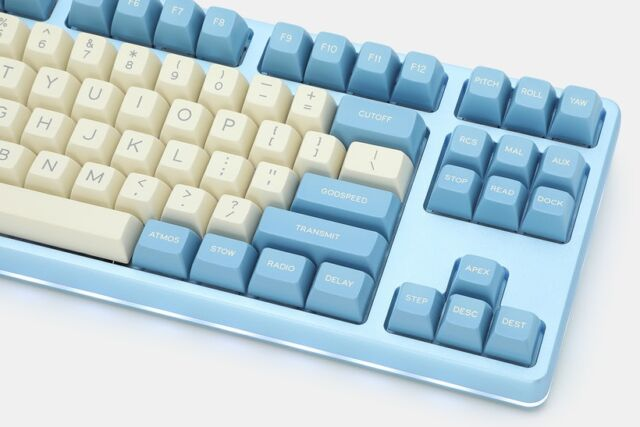 Drop Paragon Series Moon Shot keyboard.