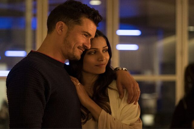 A small change in the timeline means Tommy marries Alex (Freida Pinto) instead.