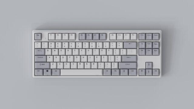 Niz Keyboard's waterproof series can be immersed in water.