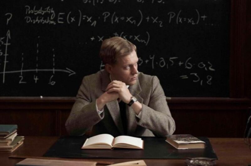 Still from Adventures of a Mathematician