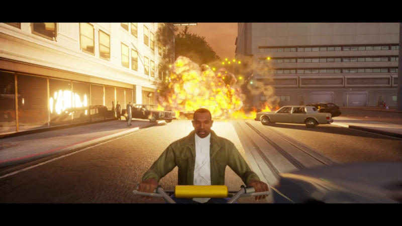 Grand Theft Auto: The Trilogy on Nov. 11: Cartoonier, flashier, and Game Pass-ier
