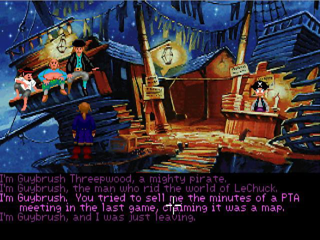 <em>Monkey Island 2</em> brought jokes new and old, improved upon the visuals of its predecessor, and introduced a new audio engine: iMUSE