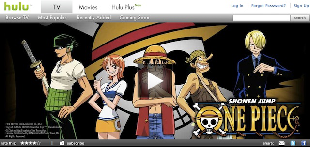 <em>One Piece</em>, the show Stone sued over