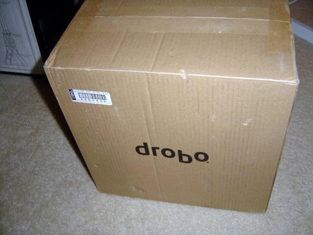 It's a box!