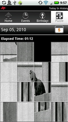 """The AP """"This Day in History"""" app"""