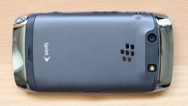 The Torch's back, with 5MP camera