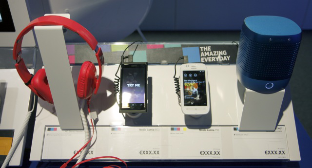 Nokia has teamed up with Monster to produce audio accessories that are gloriously colorful