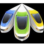 """Apple's GCD branding: <a href=""""http://en.wikipedia.org/wiki/Foamer"""">Railfan</a> <a href=""""http://en.wikipedia.org/wiki/Fan_service"""">service</a>"""
