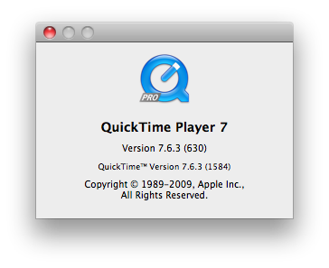 QuickTime Pro: now free for everyone?