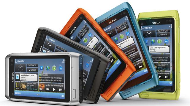 The Nokia N8