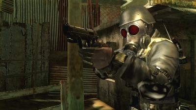 <em>Resident Evil: The Mercenaries 3D</em>