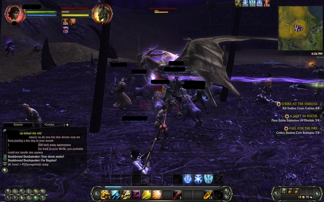 Players must face a mini-world boss before a rift can be closed. They also get a goody bag for participating in the approximately two-minute event.