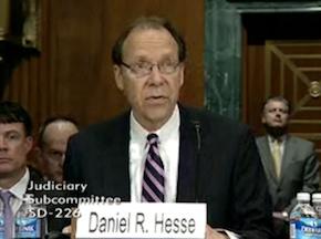 Sprint's Dan Hesse
