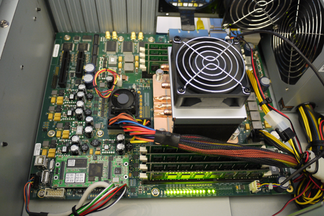Intel has given out 130 of these systems to different research groups around the world.