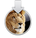 The Lion installer application icon
