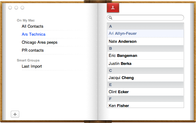 Hiding groups behind a virtual page makes the new UI a little less usable.