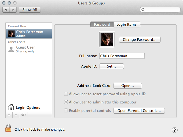 You can now link an Apple ID with your user account.