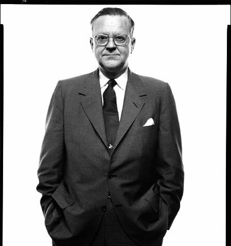 AT&T Chairman (and MCI nemesis) John D. deButts