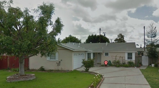 Mijangos' Santa Ana home