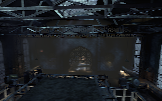 That's the motion blur buffer that's only meant to fade in when your camera rotates.