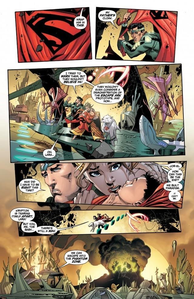 <em>Action Comics</em> No. 5, page 1