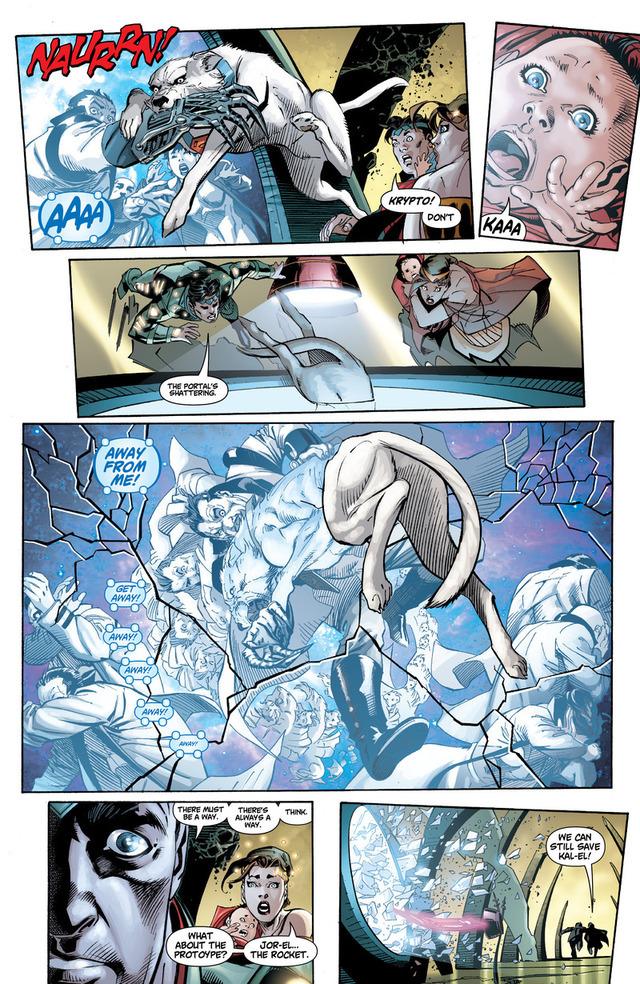 <em>Action Comics</em> No. 5, page 3