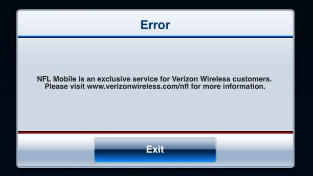 iPad error