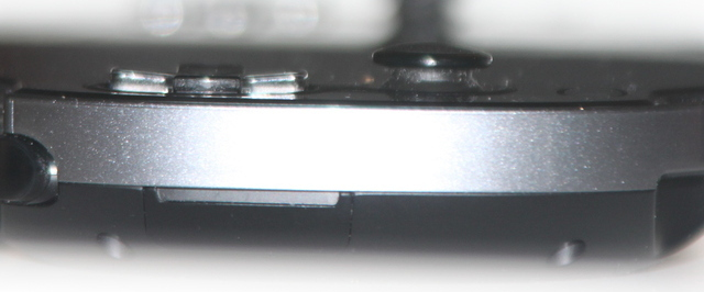 The Vita's analog sticks do stick out, but not significantly more than the directional pad.