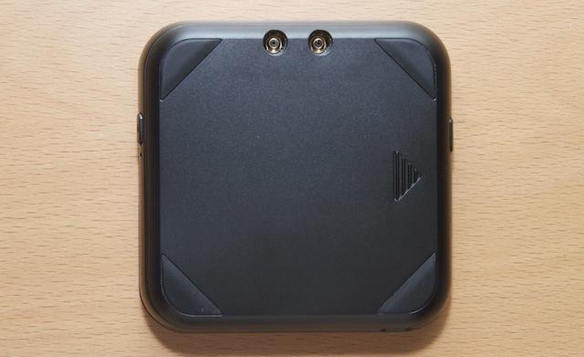 The back of the NetZero hotspot