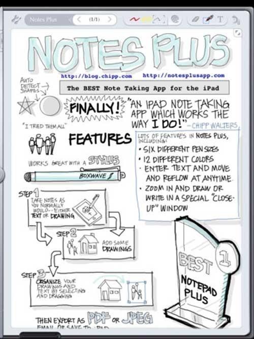 Notes Plus