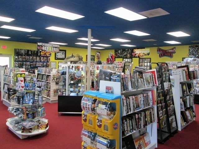 Ultimate Comics in all its primary color glory