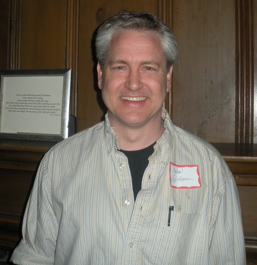 Union lawyer Michael Anderson