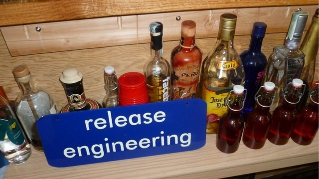 The Hotfix Bar in Facebook's release engineering department