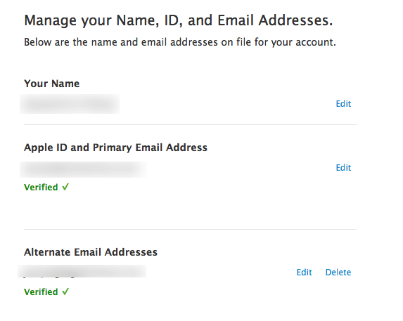 Check for any unauthorized e-mail addresses on your account.
