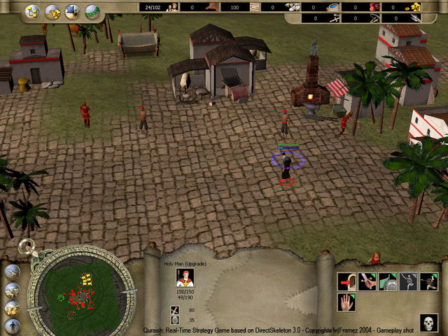 Quraish might not look like much compared to modern real-time strategy games, but its focus on Islamic history was unique for the genre.