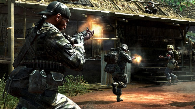 The game takes place in a variety of settings, across a number of years