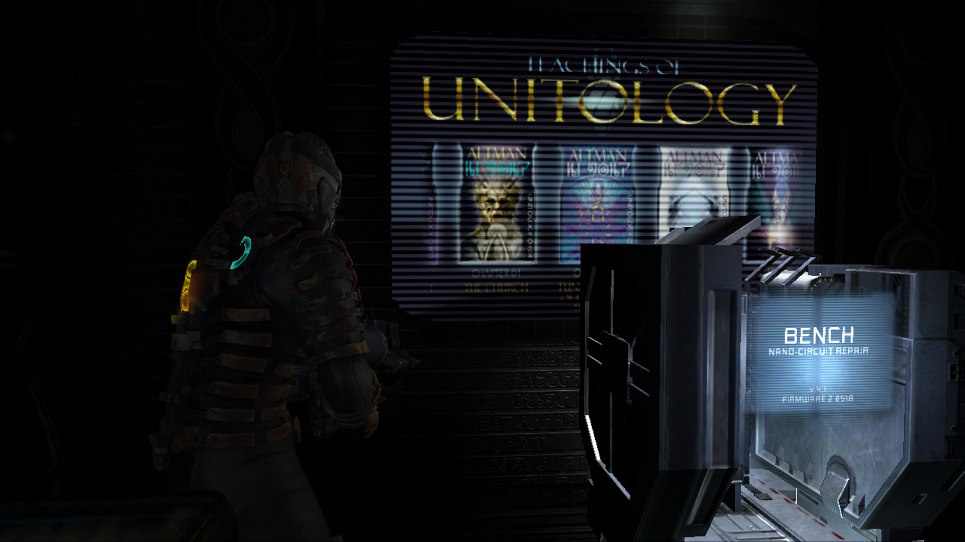 L Ron Altman Why Dead Space 2 Is A Direct Attack On Scientology
