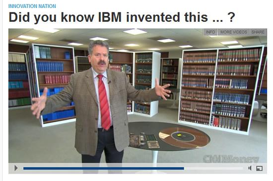 IBM veep Bernie Meyerson