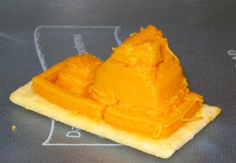 mmm... cheese house