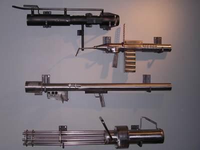 Valve guns