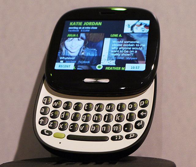 The KIN phone