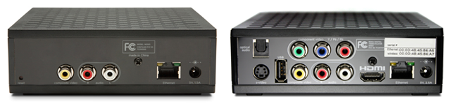 New Roku device ports